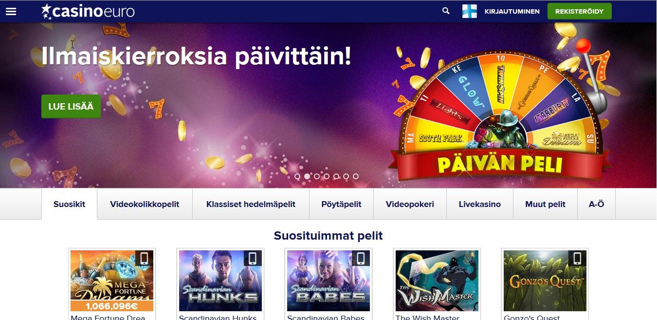 Casino Euro Com