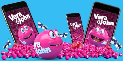 Vera&John lahjoittaa joka päivä yhden Iphone7 matkapuhelimen