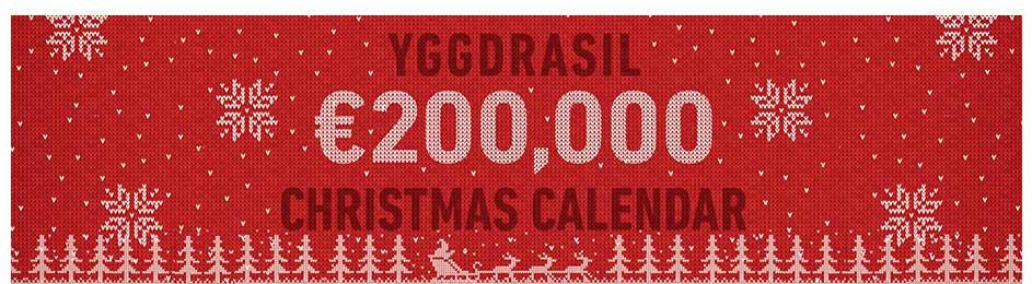 Finlandia Casino pisti 200 000€ joulukalenteriin!