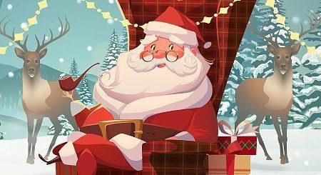 InstaCasinon joulukalenterista: Realspinnejä, Ilmaiskierroksia ja muuta mukavaa!