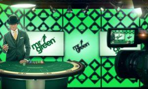 Mr Green pelaajien suosikki