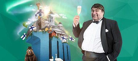 Casinohuone juhlistaa Suomen 100-vuotista itsenäisyyttä