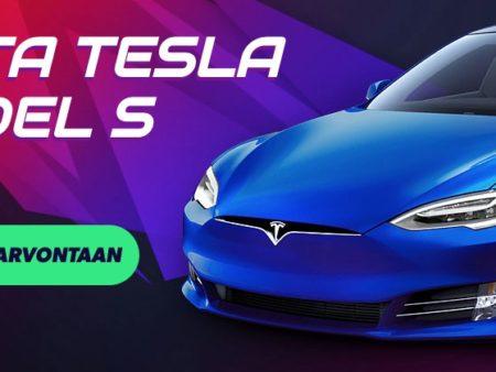 iGame nettikasino arpoo sähköauton